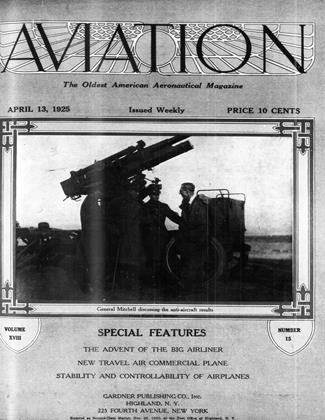 Cover for the April 13 1925 issue