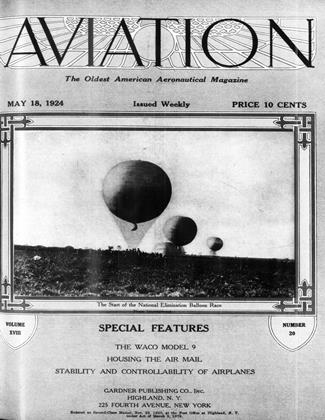 Cover for the May 18 1925 issue
