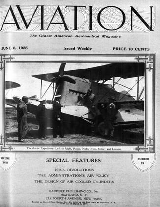 Cover for the June 8 1925 issue