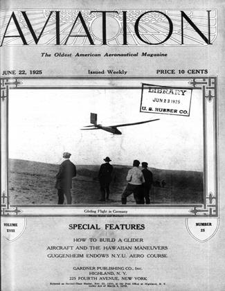 Cover for the June 22 1925 issue