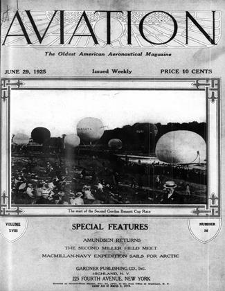 Cover for the June 29 1925 issue