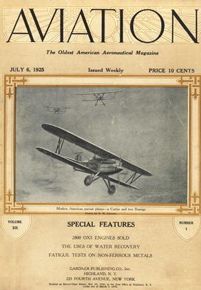 Cover for the July 6 1925 issue