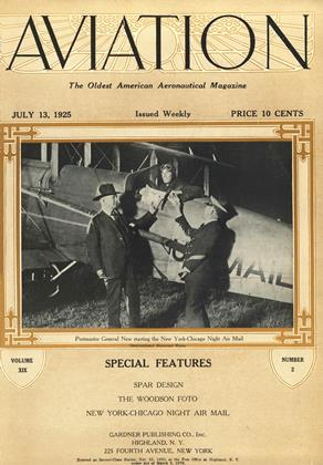Cover for the July 13 1925 issue