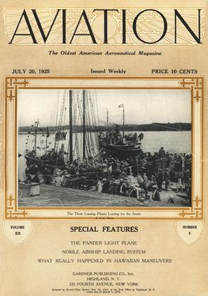 Cover for the July 20 1925 issue