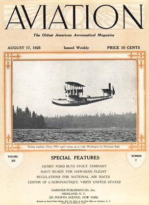 Cover for the August 17 1925 issue