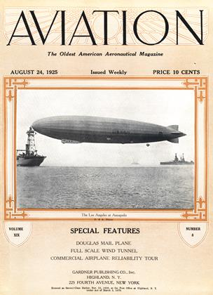 Cover for the August 24 1925 issue