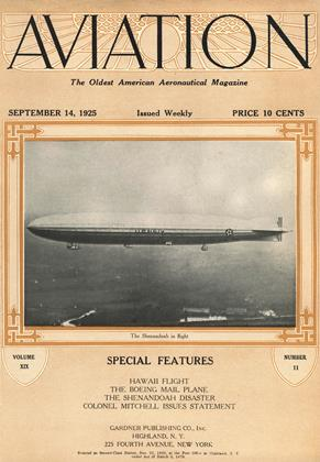 Cover for the September 14 1925 issue