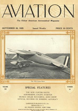Cover for the September 28 1925 issue