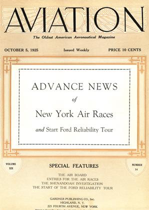 Cover for the October 5 1925 issue