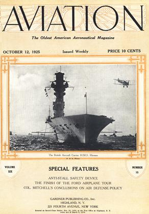 Cover for the October 12 1925 issue