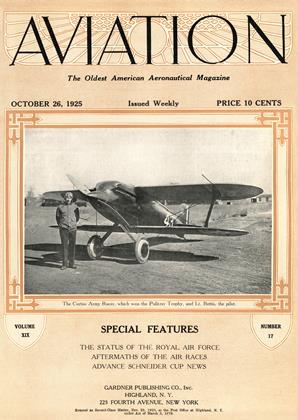 Cover for the October 26 1925 issue