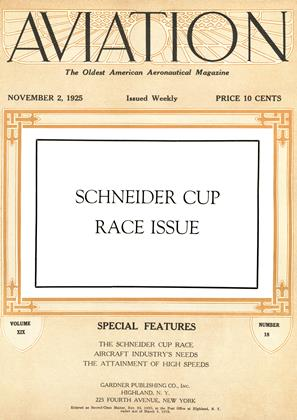 Cover for the November 2 1925 issue