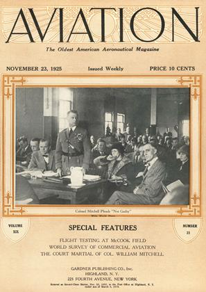 Cover for the November 23 1925 issue