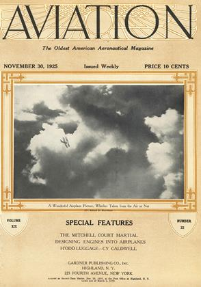 Cover for the November 30 1925 issue