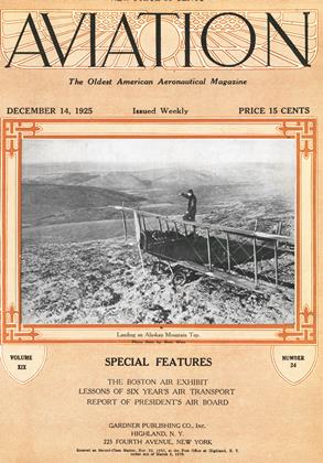 Cover for the December 14 1925 issue