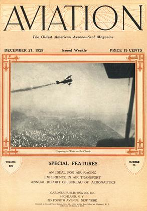 Cover for the December 21 1925 issue