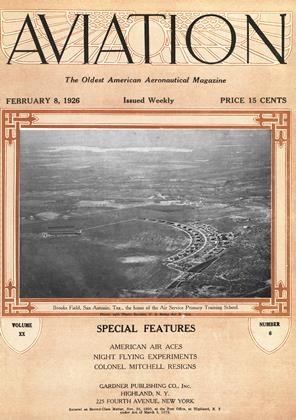 Cover for the February 8 1926 issue