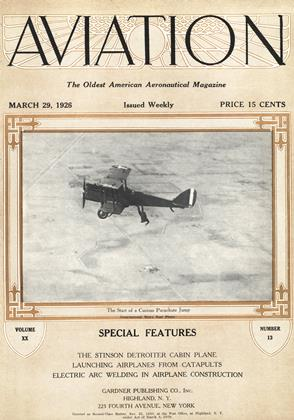 Cover for the March 29 1926 issue