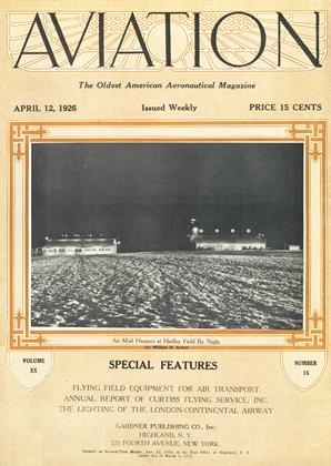 Cover for the April 12 1926 issue