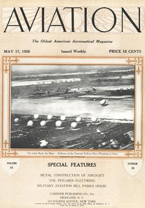 Cover for the May 17 1926 issue