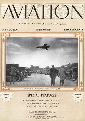 Cover for the May 24 1926 issue