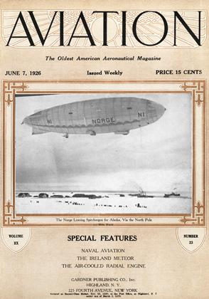 Cover for the June 7 1926 issue