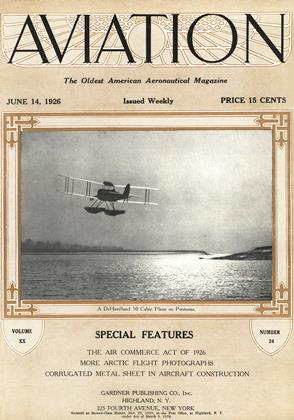 Cover for the June 14 1926 issue