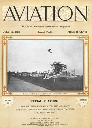 Cover for the July 12 1926 issue