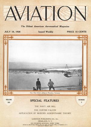 Cover for the July 19 1926 issue