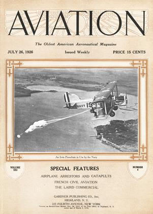 Cover for the July 26 1926 issue
