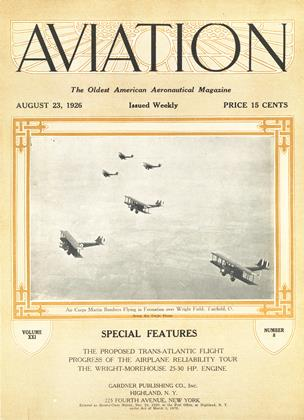 Cover for the August 23 1926 issue