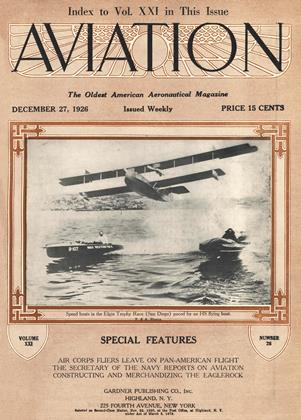 Cover for the December 27 1926 issue