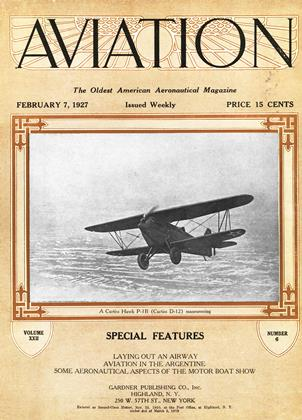 Cover for the February 7 1927 issue