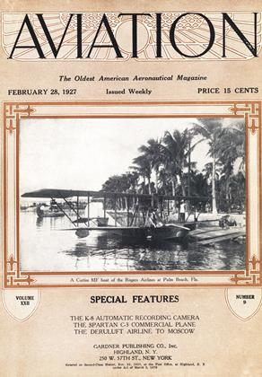 Cover for the February 28 1927 issue