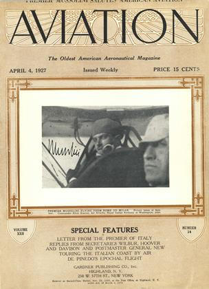 Cover for the April 4 1927 issue