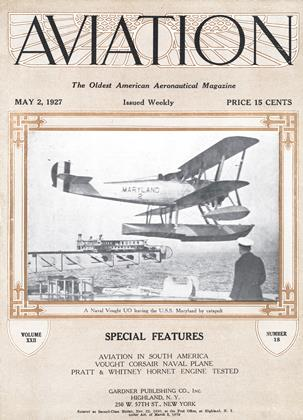 Cover for the May 2 1927 issue