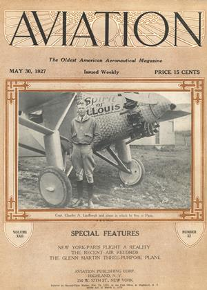 Cover for the May 30 1927 issue
