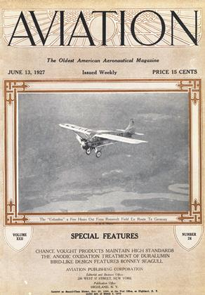 Cover for the June 13 1927 issue