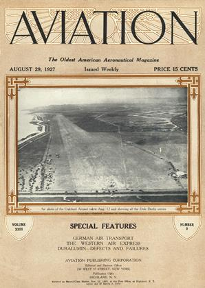 Cover for the August 29 1927 issue