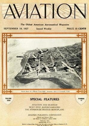 Cover for the September 19 1927 issue