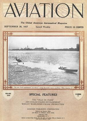 Cover for the September 26 1927 issue