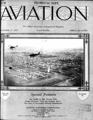 Cover for the October 17 1927 issue
