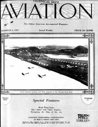 Cover for the December 5 1927 issue