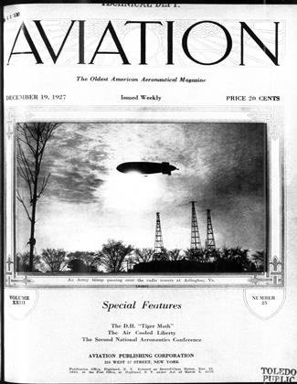 Cover for the December 19 1927 issue