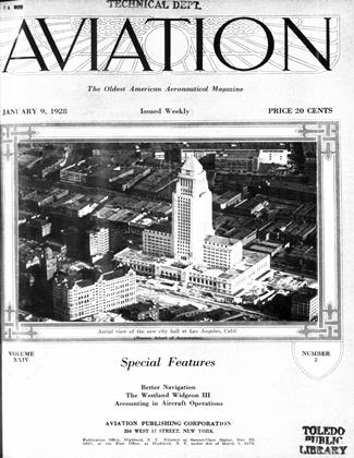 Cover for the January 9 1928 issue