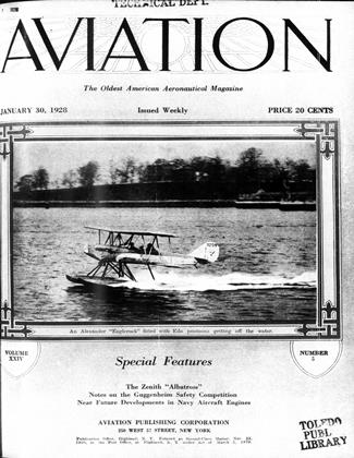 Cover for the January 30 1928 issue