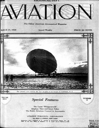Cover for the March 19 1928 issue