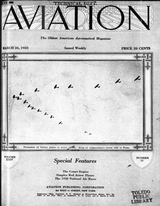 Cover for the March 26 1928 issue