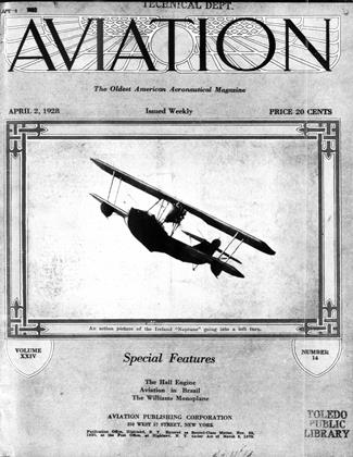 Cover for the April 2 1928 issue
