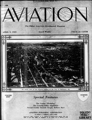 Cover for the April 9 1928 issue